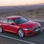 Nová Audi A6. Byznys kam oko dohlédne