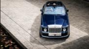Rolls Royce Sweptail.