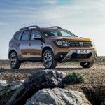 Dacia se stala třetí nejprodávanější značkou v Česku