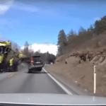 Zvládlo Volvo čelní srážku s kamionem?