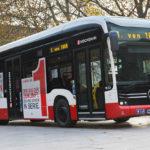 V Německu už jezdí elektrický autobus