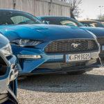 Proč má čtyřválcový Ford Mustang méně výkonu než Ford Focus RS?