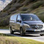 Nový a lepší Mercedes třídy V