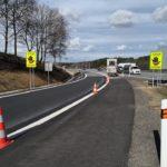 Vjezdu do protisměru na dálnici zabraňují nové značky STOP-PROTISMĚR
