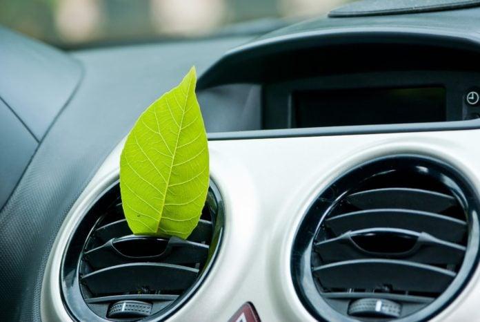 Čištění autoklimatizace