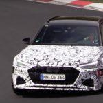 Připravované Audi RS 6 Avant: Hybrid s výkonem 650 koní