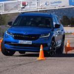 Škoda Kodiaq RS: zklamání v losím testu