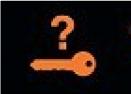 Klíč není detekován