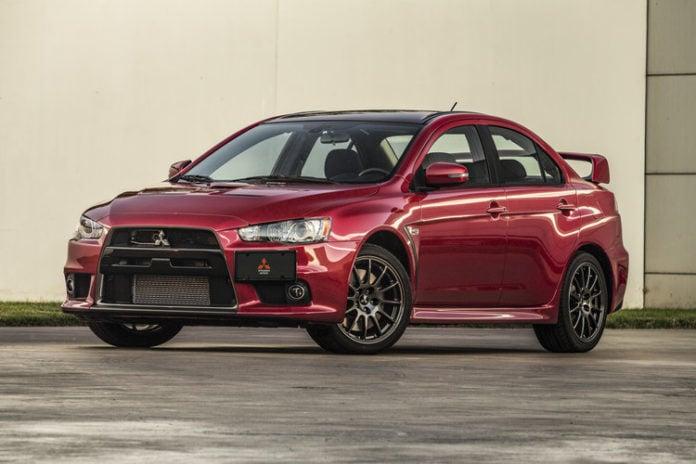 Návrat Mitsubishi Lancer Evolution