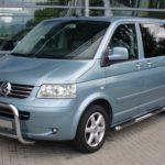 Volkswagen Multivan T5 – kompletní návod k obsluze