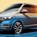 Volkswagen California 6.1 bude plná technologických vychytávek