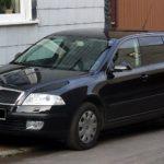 Návod k obsluze Škoda Octavia 2