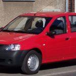Dacia Logan – návod k obsluze 2004