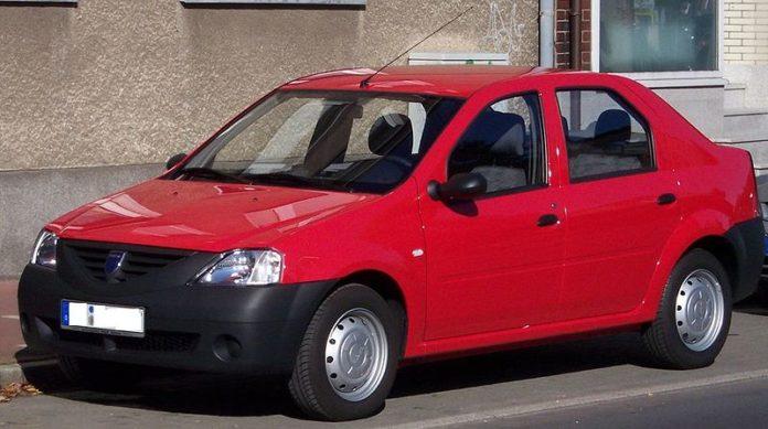 Dacia Logan - návod k obsluze 2004