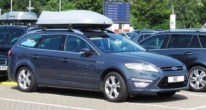 Ford Mondeo MK IV - návod k obsluze