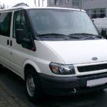 Ford Transit  – návod k obsluze v češtině