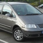Volkswagen Sharan – návod k obsluze