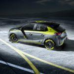Opel Corsa-e: Rallye speciál pro mladé závodníky