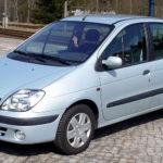 Renault Scenic – návod k obsluze