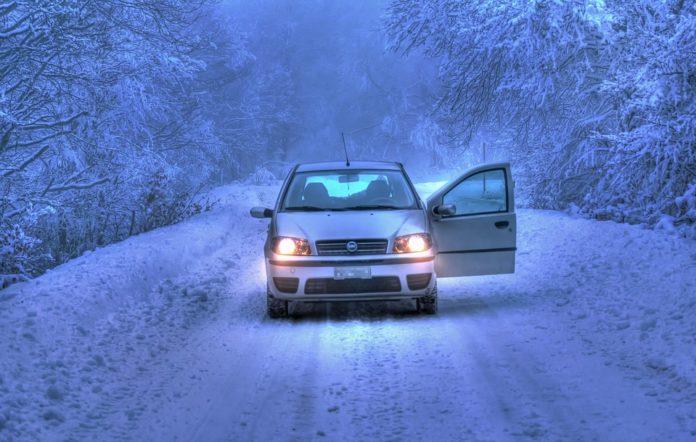 Kontrola auta před zimou