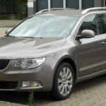 Návod k obsluze Škoda Superb 2