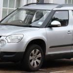 Návod k obsluze Škoda Yeti