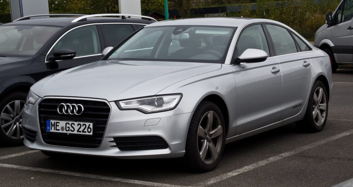 Návod k obsluze Audi A6 C7