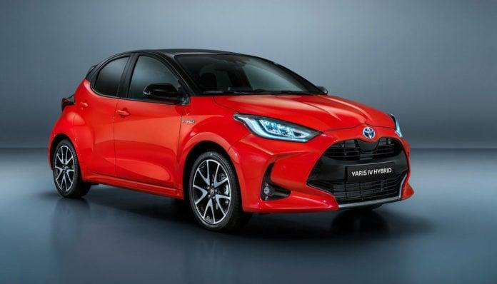 Nová Toyota Yaris