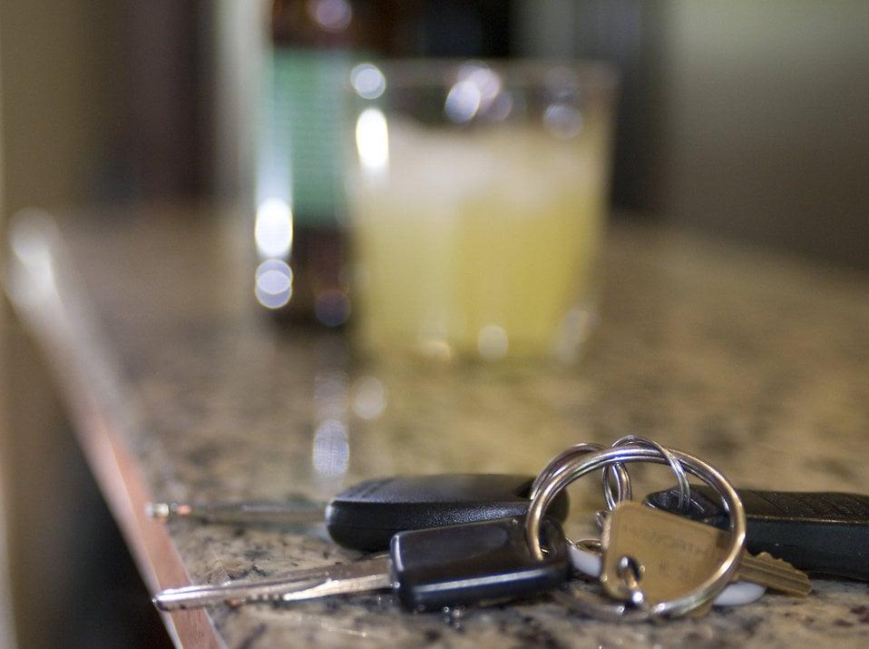 Přestupky alkohol za volantem